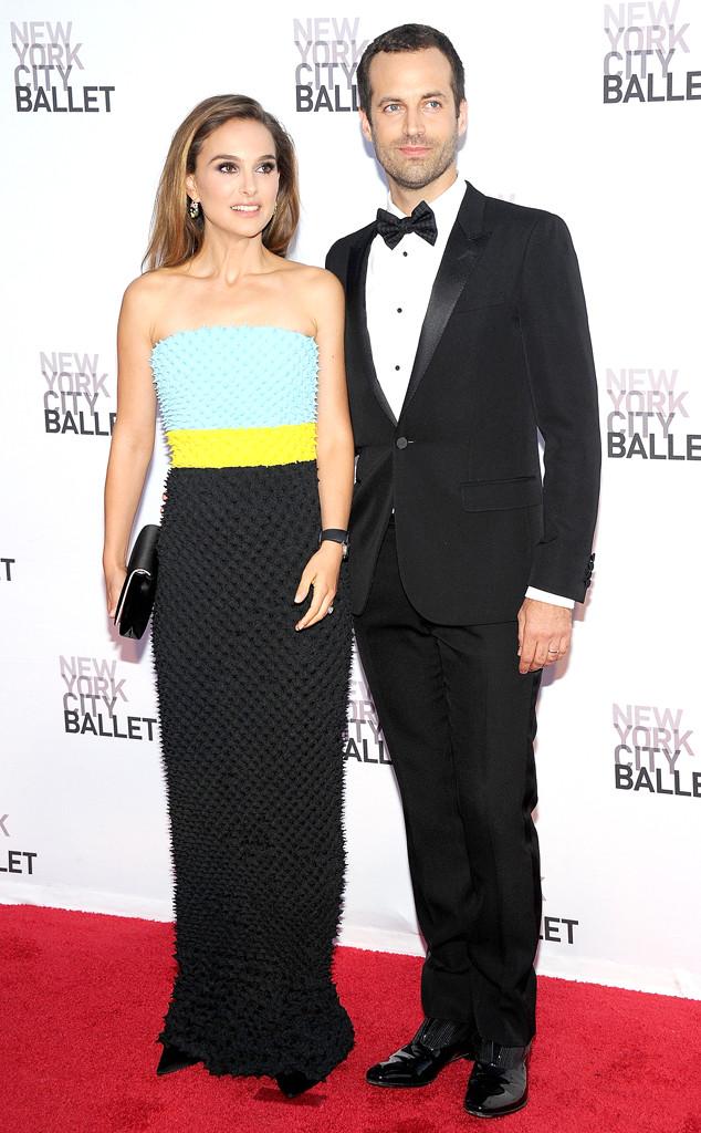 Natalie Portman's Husband Benjamin Millepied Reveals He's ...