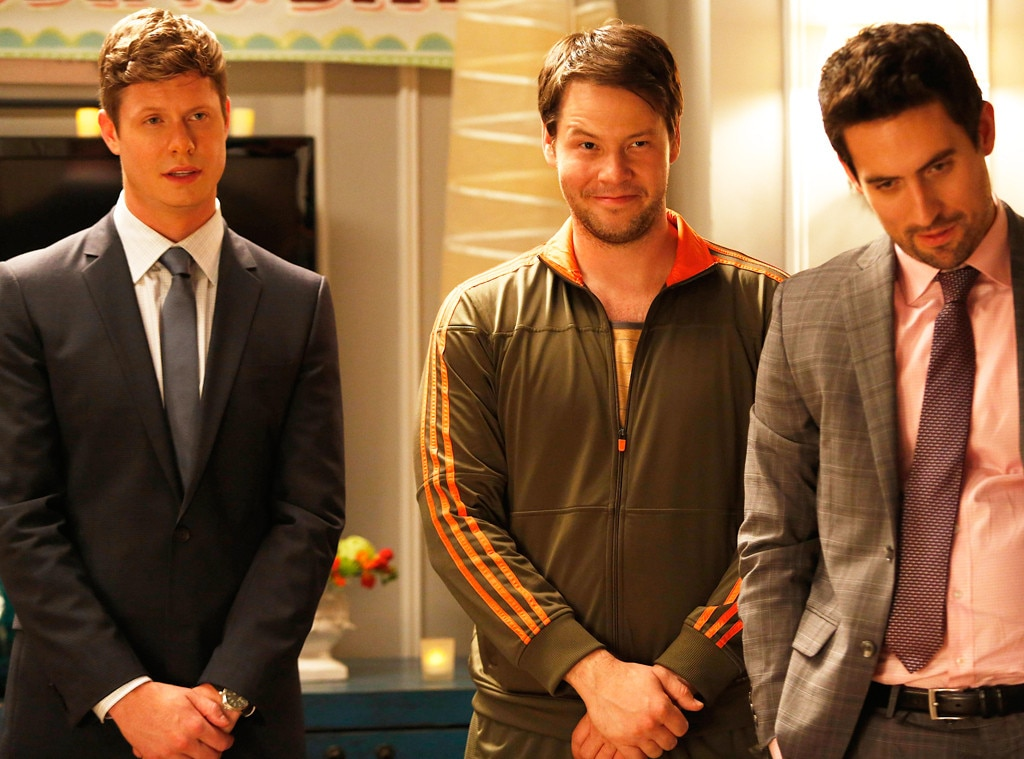 Anders Holm, Ike Barinholtz, Ed Weeks, The Mindy Project