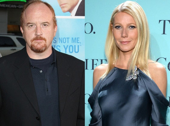 Louis C.K., Gwyneth Paltrow