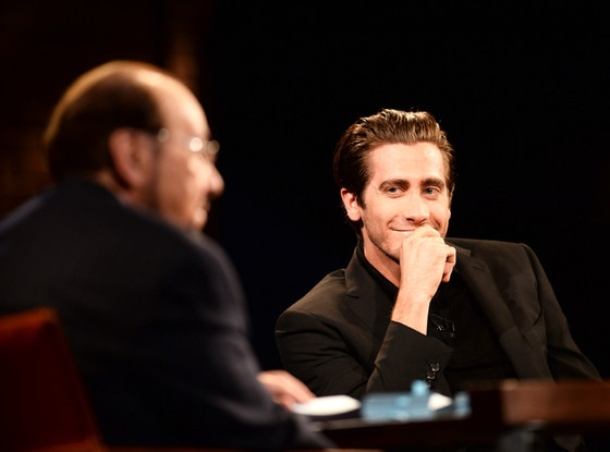Jake Gyllenhaal, James Lipton, Inside the Actors Studio