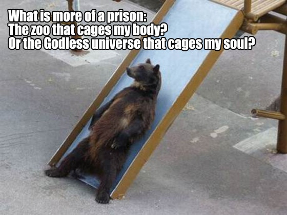 Existential Bear 3