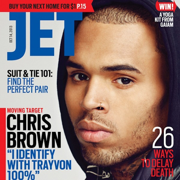 Chris Brown, JET