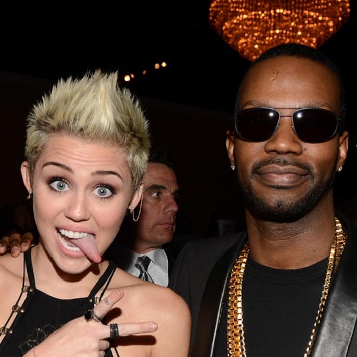 Miley Cyrus, Juicy J