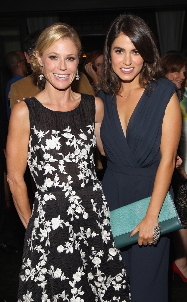 Julie Bowen, Nikki Reed