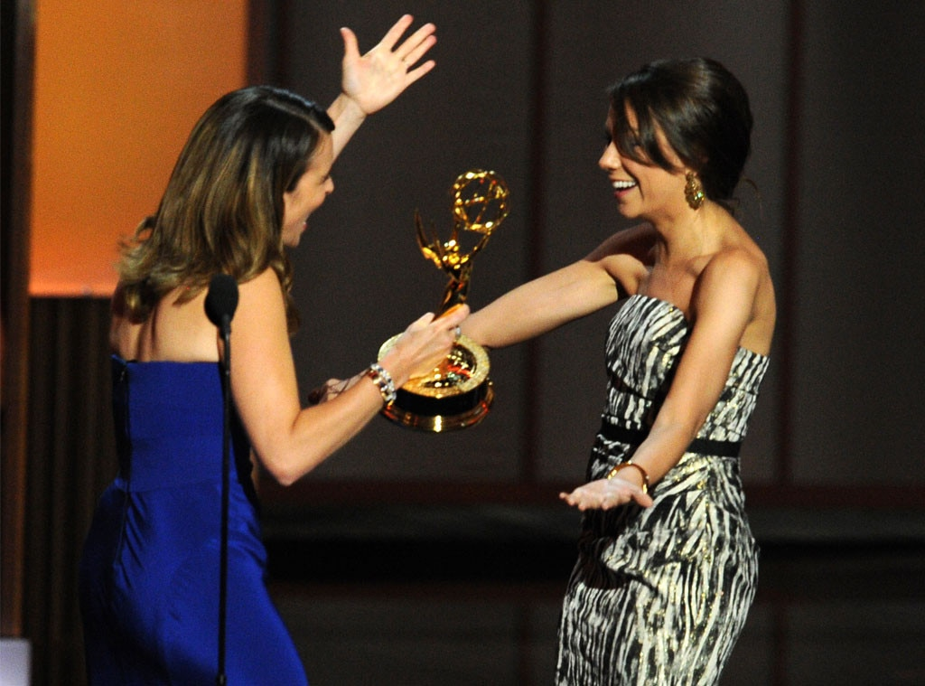 Emmy Awards Show, Tracey Wigfield, Tina Fey