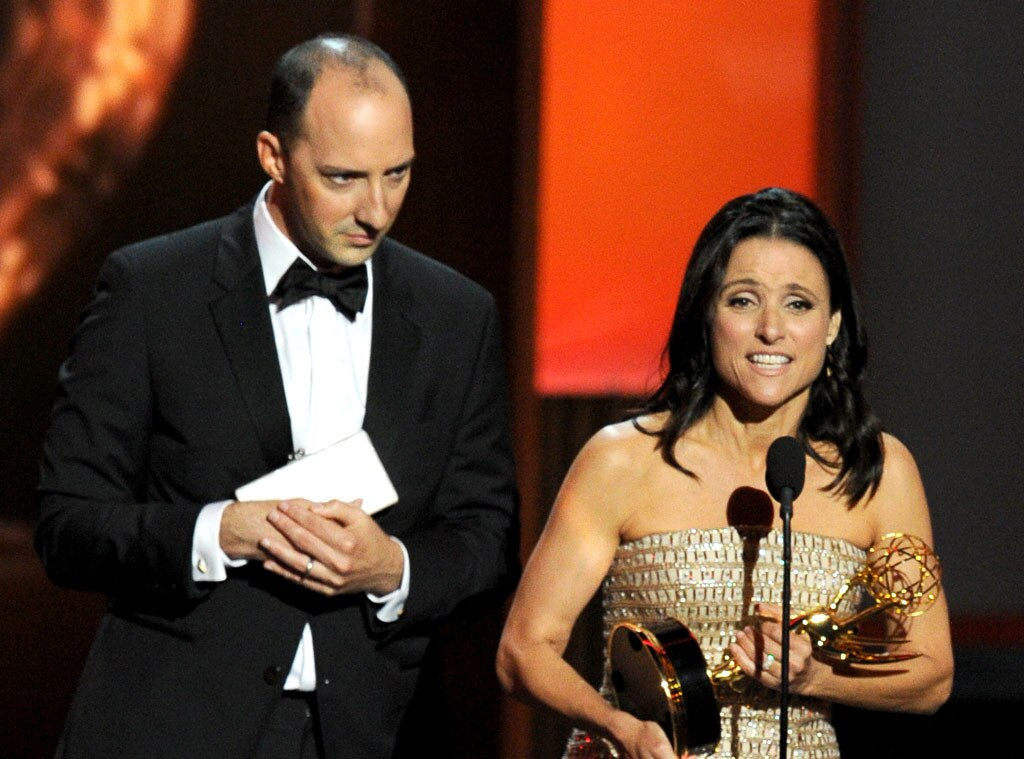 Emmy Awards Show, Julia Louis-Dreyfus, Tony Hale