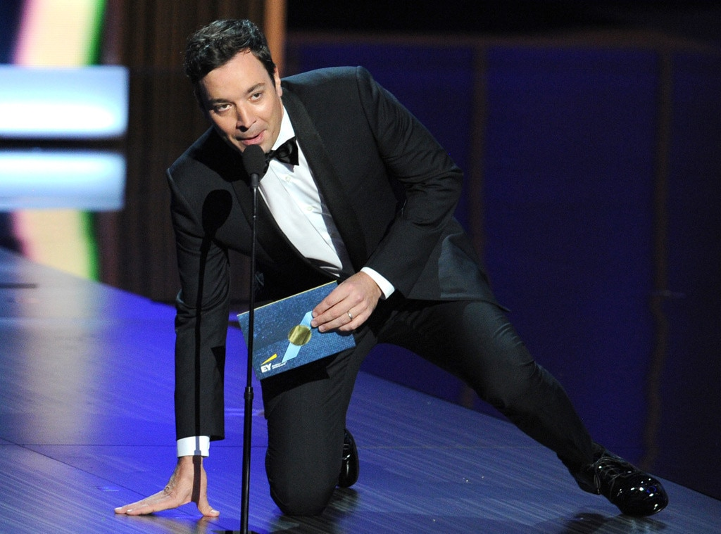 Jimmy Fallon, Emmy Awards Show
