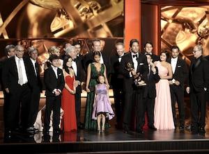 Steven Levitan, Modern Family Cast, Emmy Awards Show