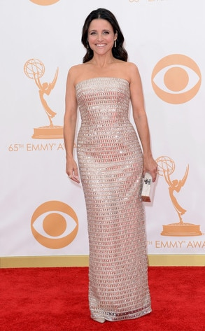 Julia Louis-Dreyfus, Emmy Awards, 2013