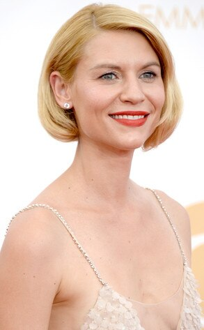 Claire Danes from Beauty Police: 2013 Emmys