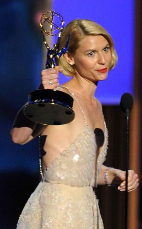 Claire Danes, Emmy Awards Show