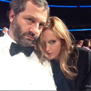 Judd Apatow, Leslie Mann, Emmy Awards, Instagram