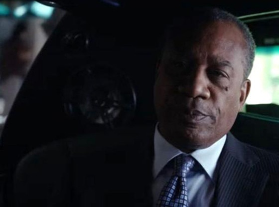Joe Morton, Scandal
