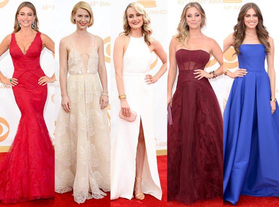 Best Dressed, Emmy Awards, 2013