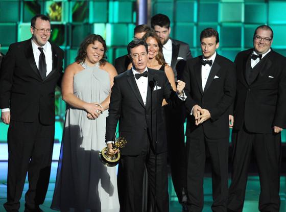 Stephen Colbert, Emmy Awards Show