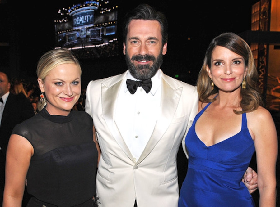 Amy Poehler, Jon Hamm, Tina Fey, Emmy Awards, 2013, Audience