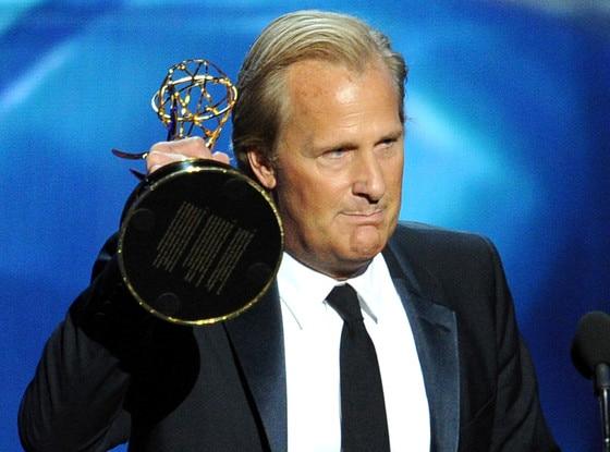 Jeff Daniels, Emmy Awards Show