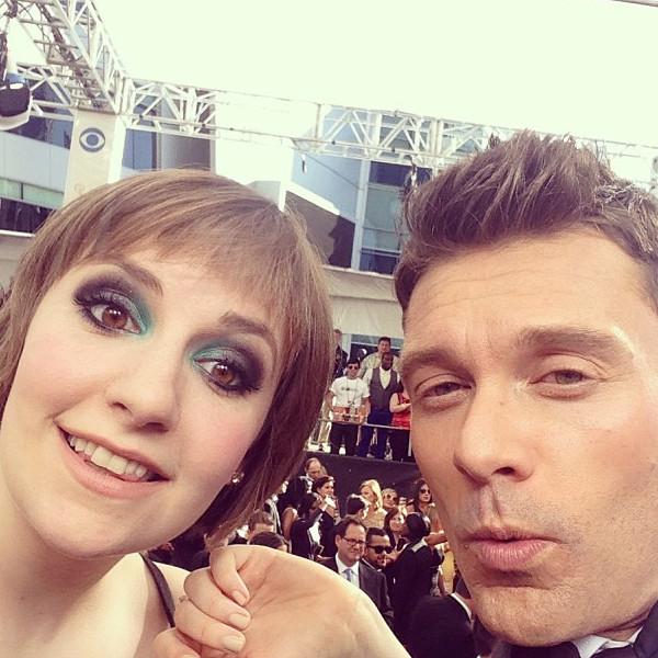 Emmy, Instagram