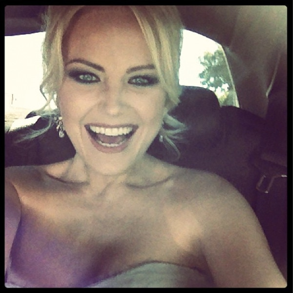 Malin Akerman, Emmy Awards, Instagram