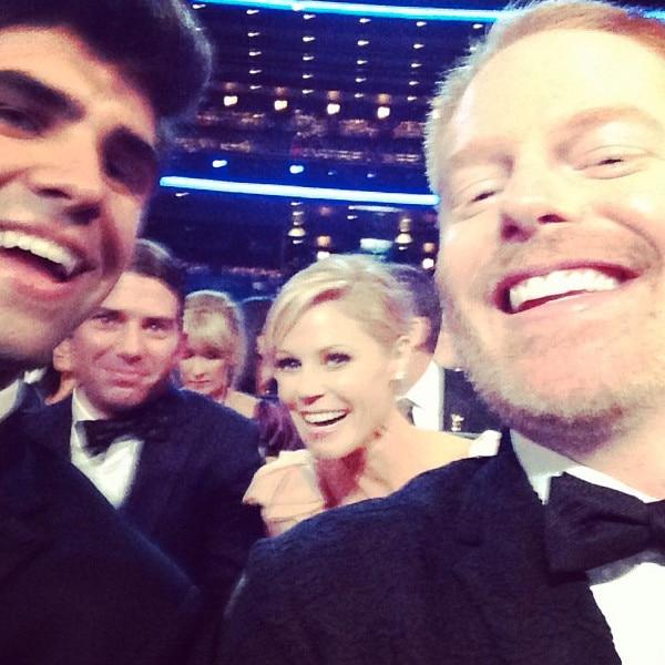Jesse Tyler Ferguson, Justin Mikita, Emmy Awards, Instagram