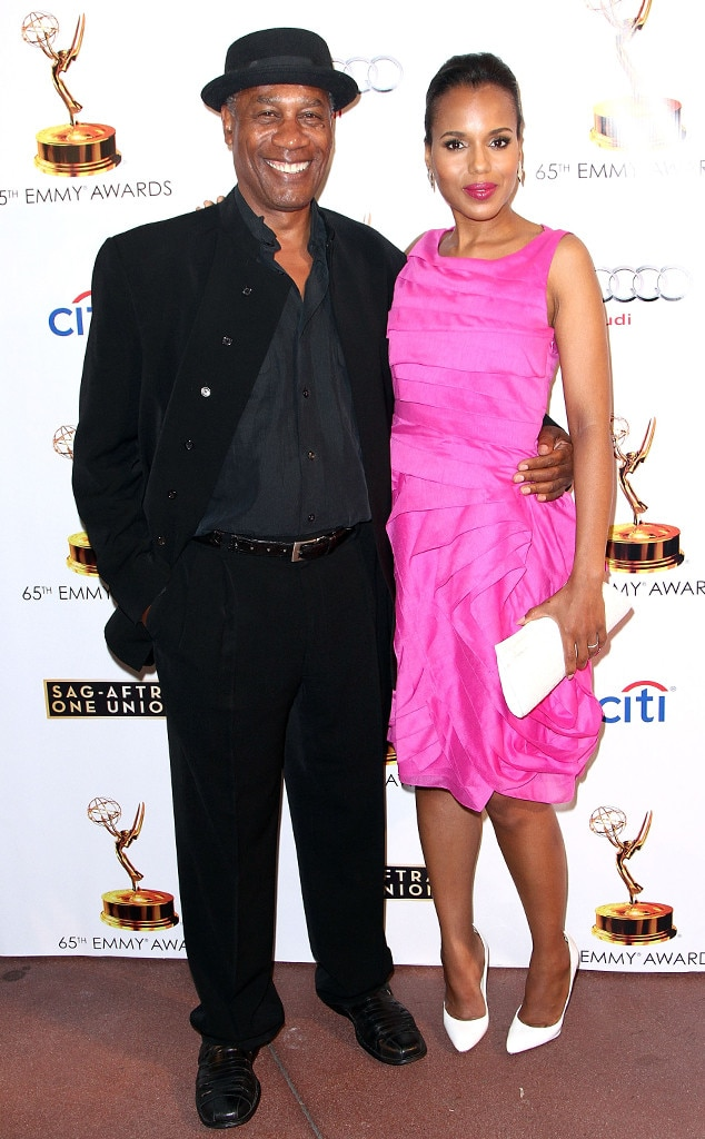 Joe Morton, Kerry Washington