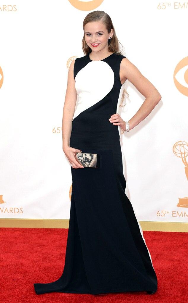 Morgan Saylor, Emmy Awards, 2013