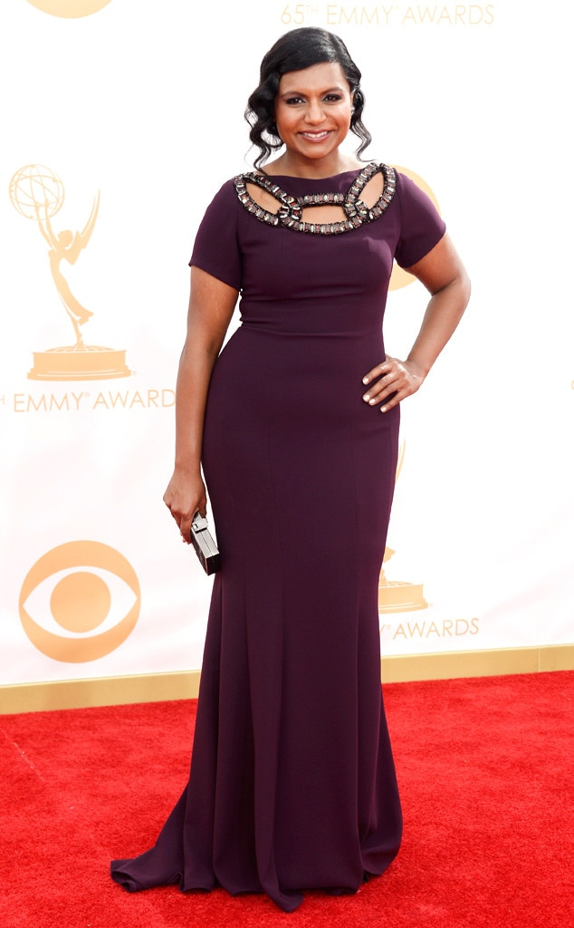 Mindy Kaling, Emmy Awards, 2013