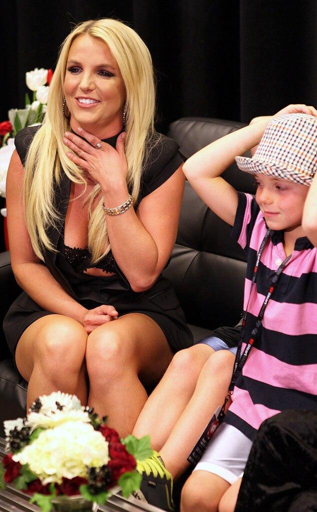 Britney Spears, Iheart Festival