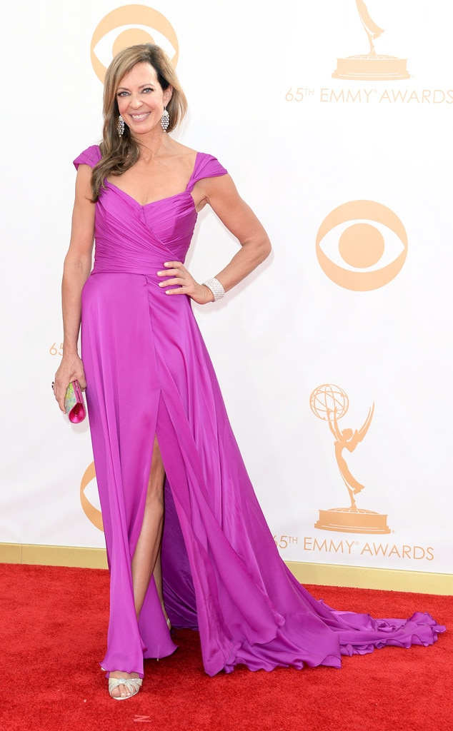 Allison Janney, Emmy Awards, 2013