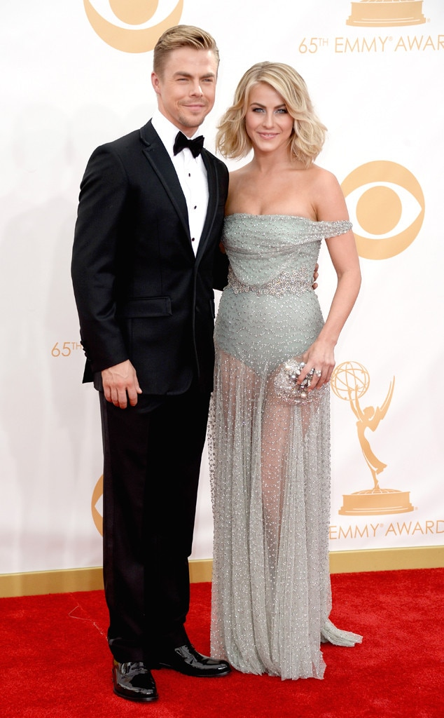 Derek Hough, Julianne Hough, Emmy Awards, 2013