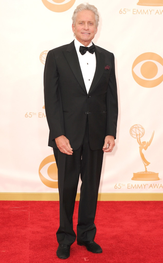Michael Douglas, Emmy Awards 2013