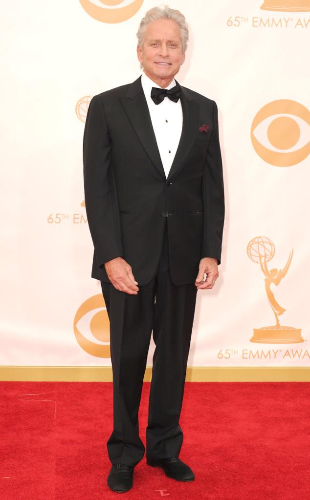 Michael Douglas, Emmy Awards 2013
