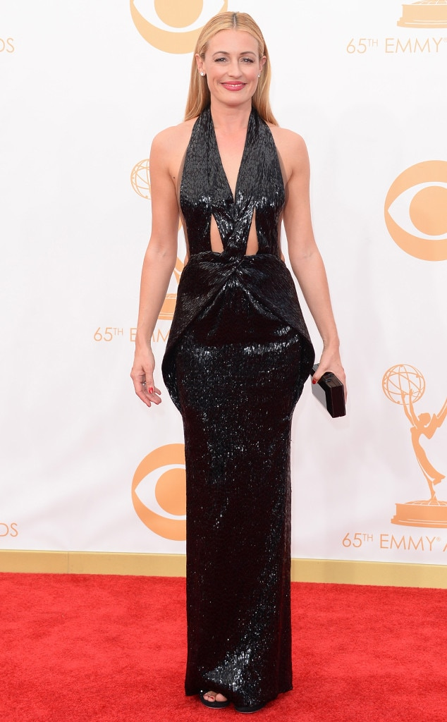 Cat Deeley, Emmy Awards, 2013