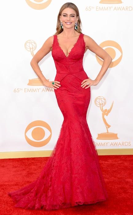 Sofia Vergara, Emmy Awards, 2013