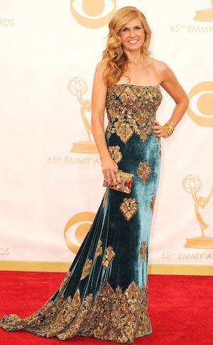 Connie Britton, Emmy Awards, 2013