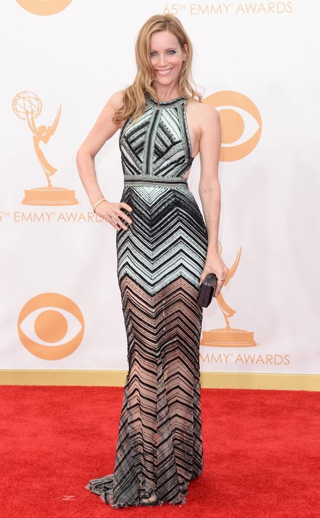 Leslie Mann, Emmy Awards, 2013