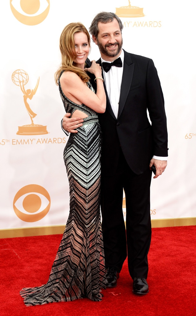 Leslie Mann, Judd Apatow, Emmy Awards, 2013