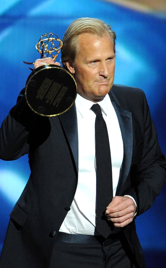 Jeff Daniels, Emmy Awards Show