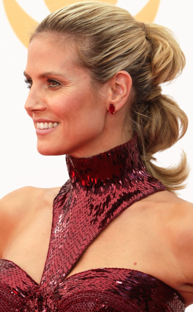 Heidi Klum, Emmy Awards, 2013