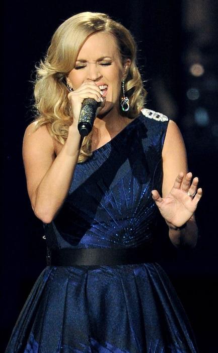 Carrie Underwood, Emmy Awards Show