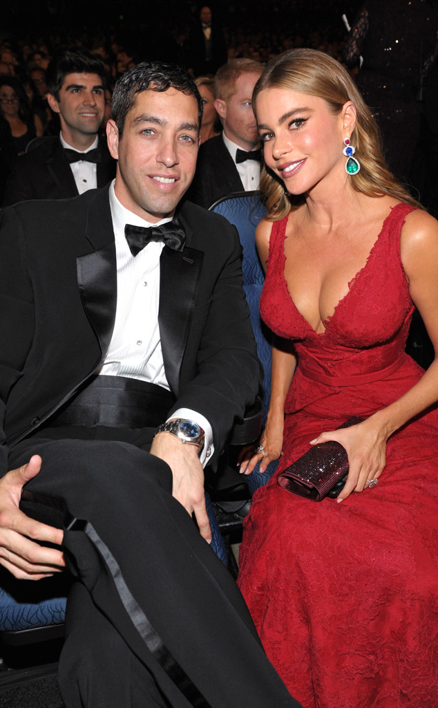 Nick Loeb, Sofia Vergara, Emmy Awards, 2013, Audience