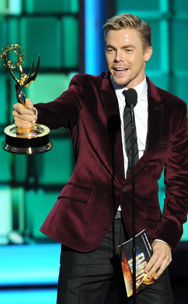 Derek Hough, Emmy Awards Show