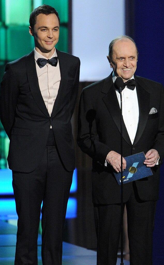 Bob Newhart, Jim Parson, Emmy Awards Show