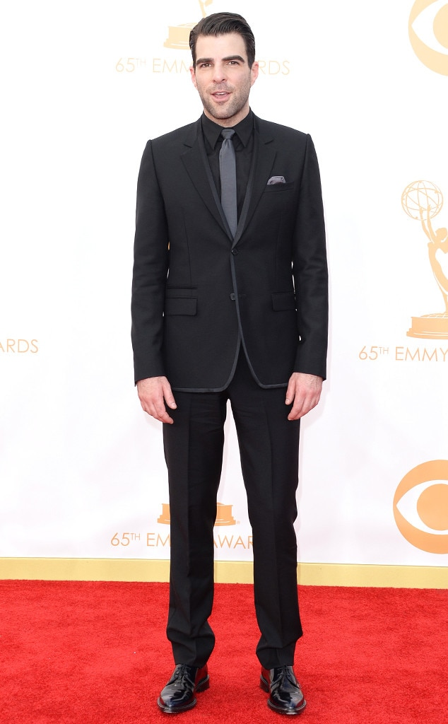 Zachary Quinto, Emmy Awards, 2013