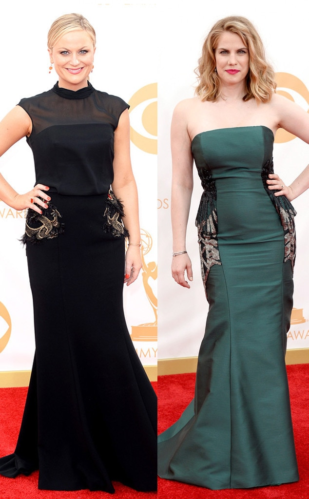 Pocket Embellishement, Amy Poehler, Anna Chlumpsky, Emmy Awards