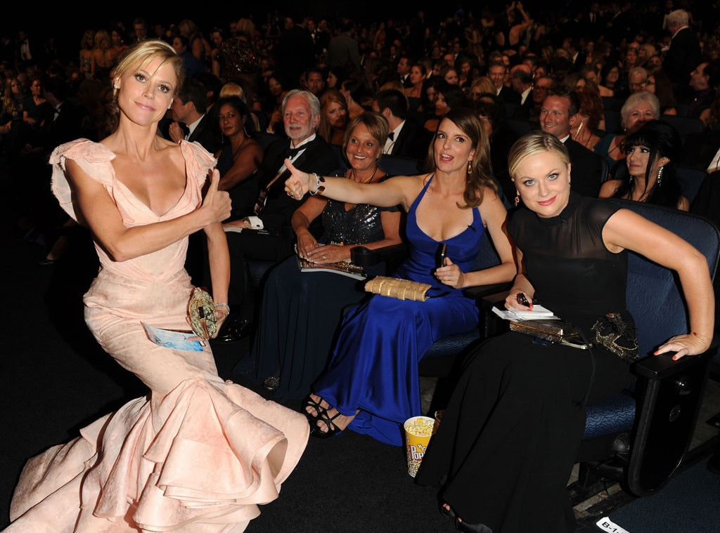 Julie Bowen, TIna Fey, Amy Poehler