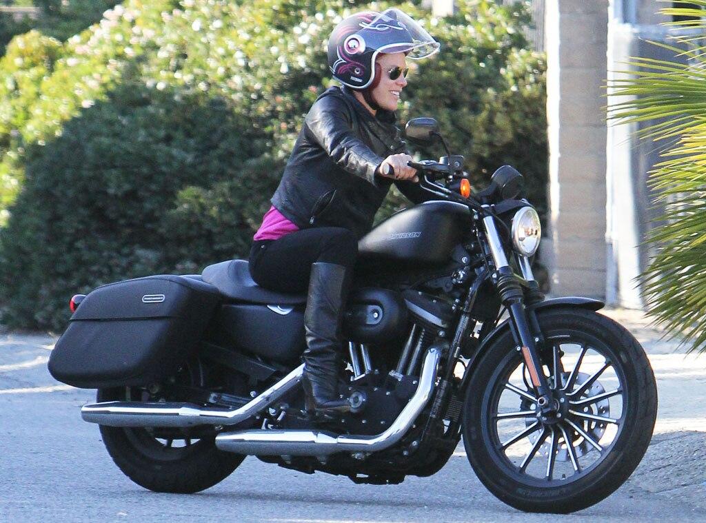Pink, P!nk, Motorcycle