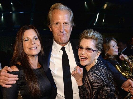 Marcia Gay Harden, Jeff Daniels, Jane Fonda
