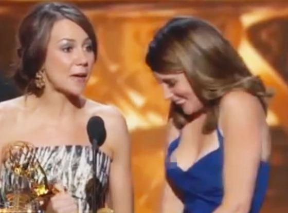 Tina Fey, Emmy Awards, Nip Slip