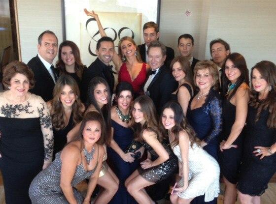 Sofia Vergara, Covergirl, Emmy Awards 2013